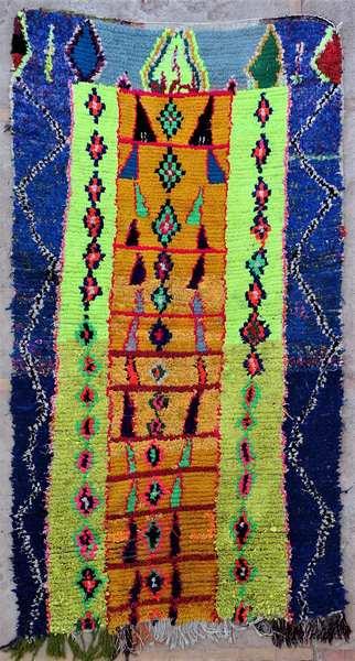 Tapis berbère #L53034 de type tapis Boucharouette Grands