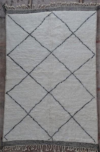 Berber rug BO53068