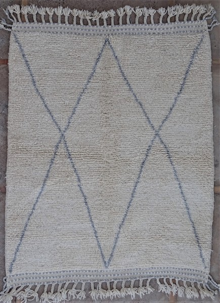 Berber living room rug #BO53043 type Beni Ourain