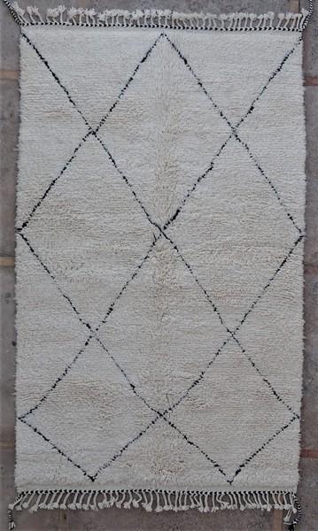 Berber rug BO53047