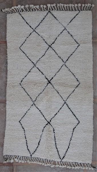 Berber rug #BO53049 type Beni Ourain