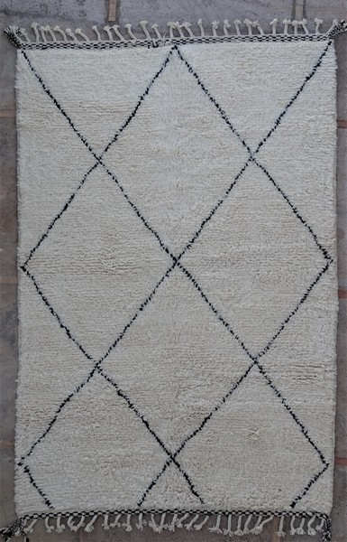 Berber rug BO53051