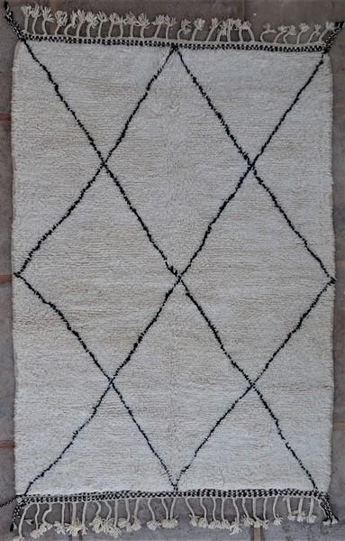 Berber living room rug #BO53055 type Beni Ourain