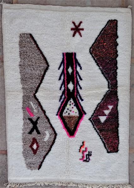 Berber rug BO53060