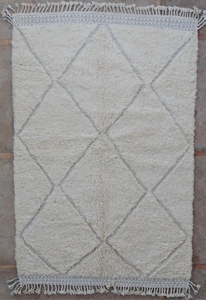 Berber rug  #BO53117 - Beni Ourain