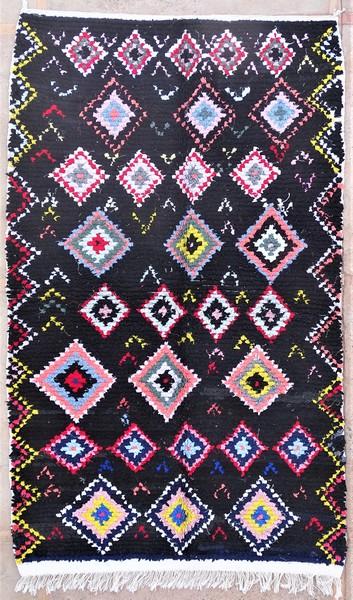 Berber rug #LN53138 type Boucherouite Large