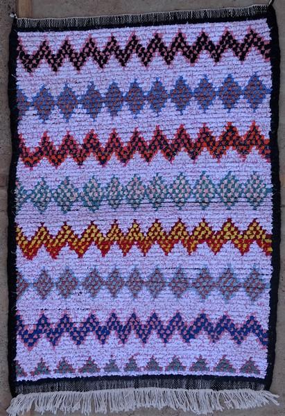 Berber rug #TTN53145 type Boucherouite Small