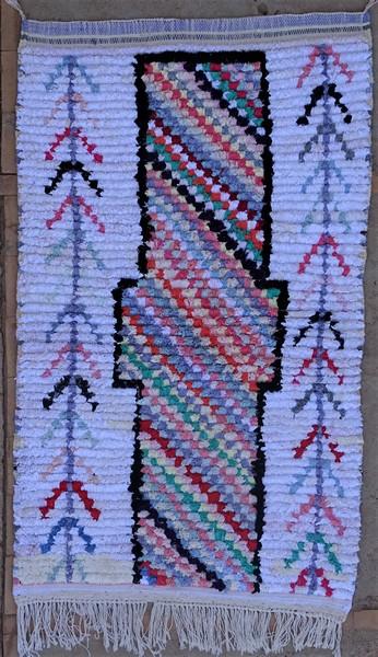 Berber rug #TTN53155 type Boucherouite Small