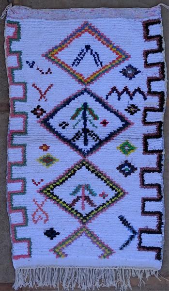 Berber rug #TTN53158 type Boucherouite Small