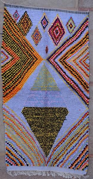 Berber Teppich LN53161
