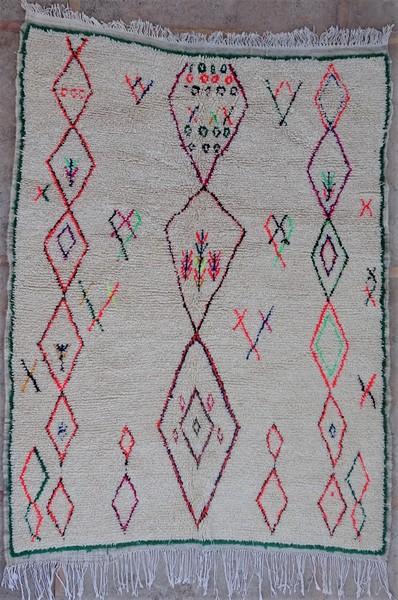 Berber Teppich AZ53177  230 €