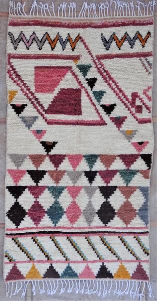 Berber Azilal rugs #AZ53185