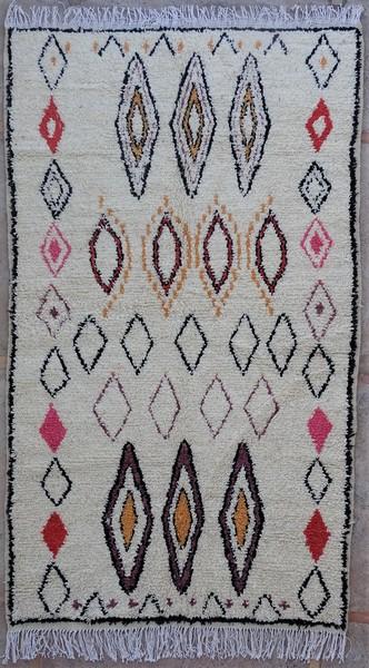 Berber Azilal rugs #AZ53187