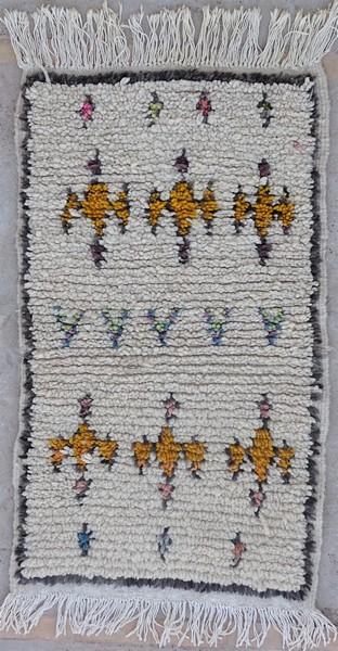 Berber Teppich AZ53205  30 €