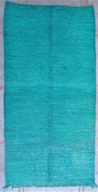 Tapis de salon berbère #BOA54048 de type tapis Beni Ouarain et Moyen Atlas Anciens
