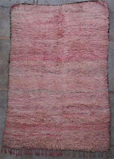 Tapis de salon berbère #BOA54046 de type tapis Beni Ouarain et Moyen Atlas Anciens