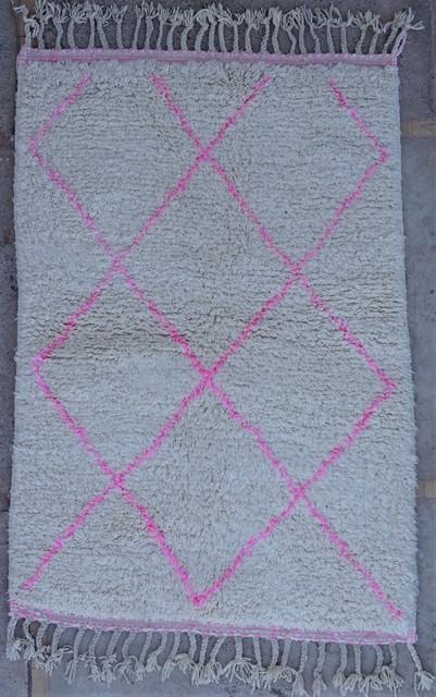 Tapis berbère #BO54051 de type tapis Beni Ouarain