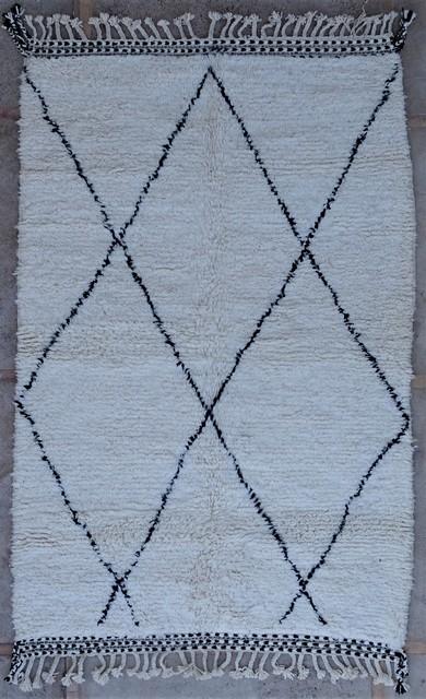 Tapis berbère #BO54060 de type tapis Beni Ouarain