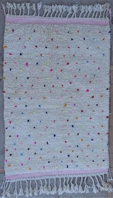 Berber rug #BO54064 from the Beni Ourain catalog